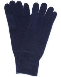 CASH CA   Milled Cashmere Gloves   Lyst