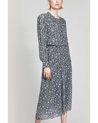 Étoile Isabel Marant - Jina Floral Dress - Lyst