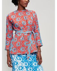 Richard Malone - Floral Top - Lyst