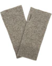 CASH CA   Yak Wrist Warming Gloves   Lyst
