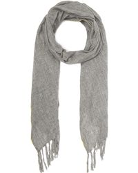 Lily and Lionel - Baseball Stitch Scarf - Lyst