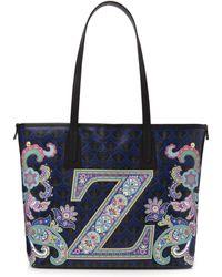 Liberty - Little Marlborough Tote Bag In Z Print - Lyst