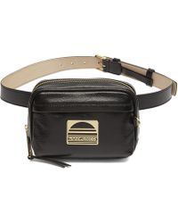 Marc Jacobs - Leather Sport Belt Bag - Lyst