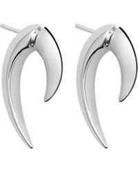 Shaun Leane - Silver Single Talon Earring - Lyst