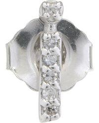 KC Designs - I Single Stud Earring - Lyst