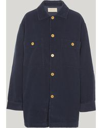 Paloma Wool - Mau Corduroy Shirt - Lyst