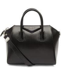 Givenchy - Small Antigona Leather Bag - Lyst