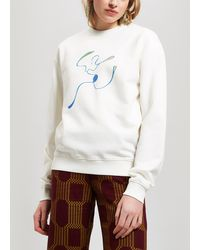 Paloma Wool Hotel Currito Sweater - White