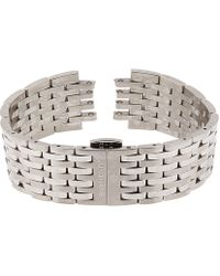 Junghans - Metal Bracelet Meister Chronoscope Watch Strap - Lyst