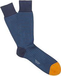 Paul Smith - Thin Stripe Socks - Lyst