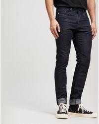 AG Jeans - Stockton Tonal Jean - Lyst