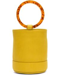 Simon Miller - Bonsai 20 Leather Bucket Bag - Lyst