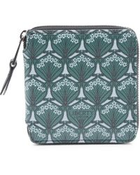Liberty - Small Wallet In Iphis Canvas - Lyst