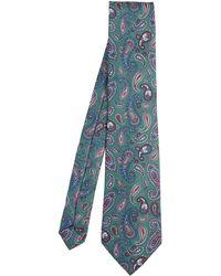 Liberty - Denby Printed Silk Tie - Lyst