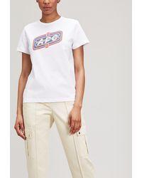 A.P.C. - Daniella T-shirt - Lyst