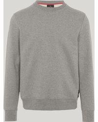 PS by Paul Smith - Plain Crew Neck Sweatshirt - Lyst