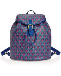 Liberty - Kingly Backpack In Iphis Canvas - Lyst