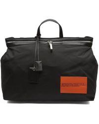CALVIN KLEIN 205W39NYC - Nylon Patch Tote Bag - Lyst
