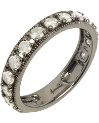 Annoushka White Gold Dusty Diamonds Eternity Ring
