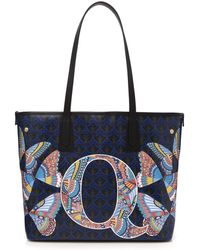 Liberty - Little Marlborough Tote Bag In Y Print - Lyst