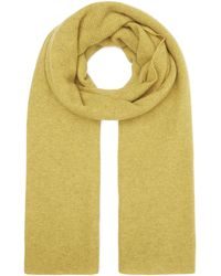 CASH CA - Knitted Cashmere Pashmina - Lyst