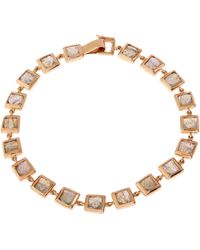 Nak Armstrong - Gold Labradorite Bracelet - Lyst