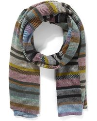 Quinton-chadwick | Striped Blanket Float Scarf | Lyst