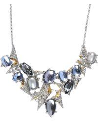 Alexis Bittar - Crystal Statement Necklace - Lyst