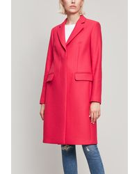 Paul Smith - Epsom Wool And Cashmere-blend Coat - Lyst