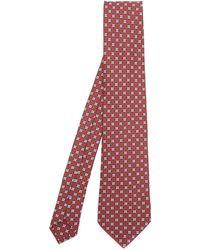 Liberty - Hawthorne Printed Silk Tie - Lyst