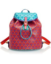 Liberty - Multicolour Iphis Patchwork Kingly Backpack - Lyst
