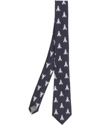 Simon Carter - West End Rockets Silk Tie - Lyst