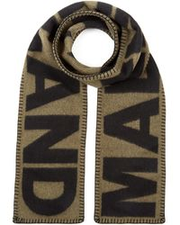 Ports 1961 - Made In England Wool Single Scarf - Lyst