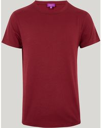 Liberty - Berner Cotton Jersey T-shirt - Lyst