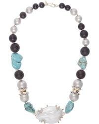 Alexis Bittar - Liquid Silk Strand Necklace - Lyst