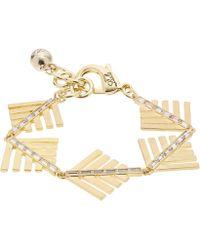 Lulu Frost - Cascadia Pine Bracelet - Lyst