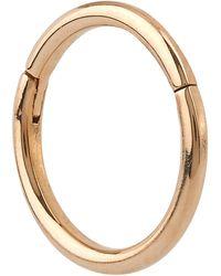 "Maria Tash - 5/16"" Plain Clicker Earring - Lyst"