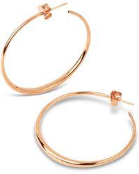 Dinny Hall - Medium Signature Hoop Earrings - Lyst