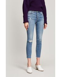 GRLFRND - Karolina High-rise Jeans - Lyst