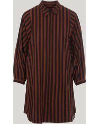 Rachel Comey - Gambrig Stripe Cotton Shirt - Lyst