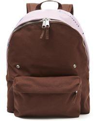Eastpak - Raf Simons Padded Pak'r Canvas Backpack - Lyst