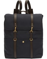 Mismo - Double Strap Canvas Backpack - Lyst