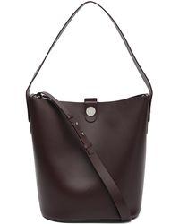 Sophie Hulme - Large The Swing Saddle Leather Shoulder Bag - Lyst