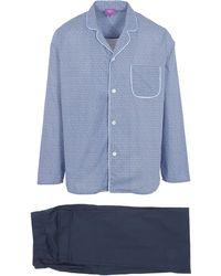 Liberty - Juno Long Tana Lawn Cotton Pyjama Set - Lyst