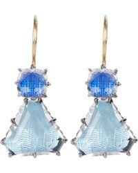 Larkspur & Hawk - Caterina 1-drop Earrings - Lyst