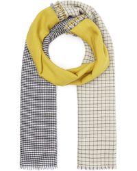 Inouitoosh - Dundee Wool Scarf - Lyst
