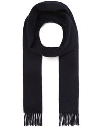 Christys' - Woven Cashmere Scarf - Lyst
