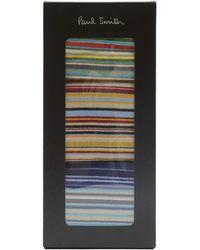 Paul Smith - Multi Stripe Three Pack Socks - Lyst