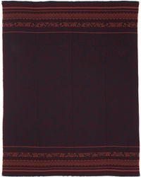 Liberty - Auralia Wool And Silk Throw - Lyst