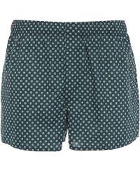Liberty - Hawthorne Tana Lawn Cotton Boxer Shorts - Lyst